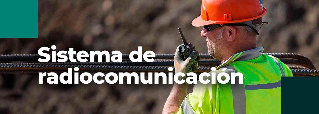 sistema de radiocomunicacion gallyas