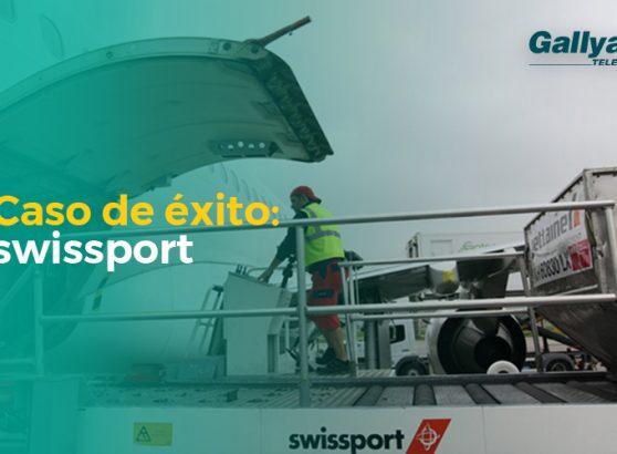 swissport - telecomunicaciones